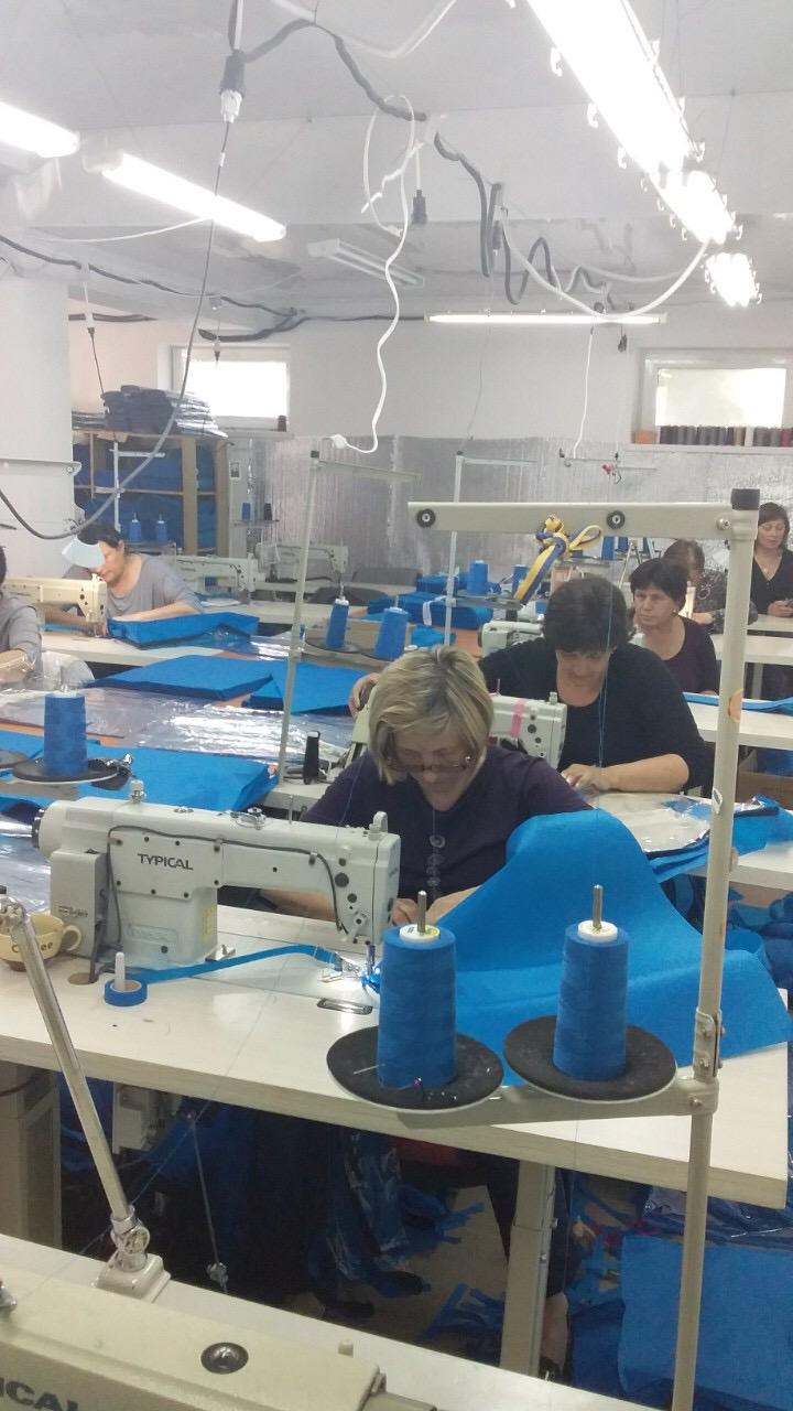 З працівниками швейного виробництва обговорили питання створення ...